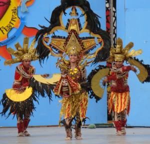 sugat kabanhawan festival dance