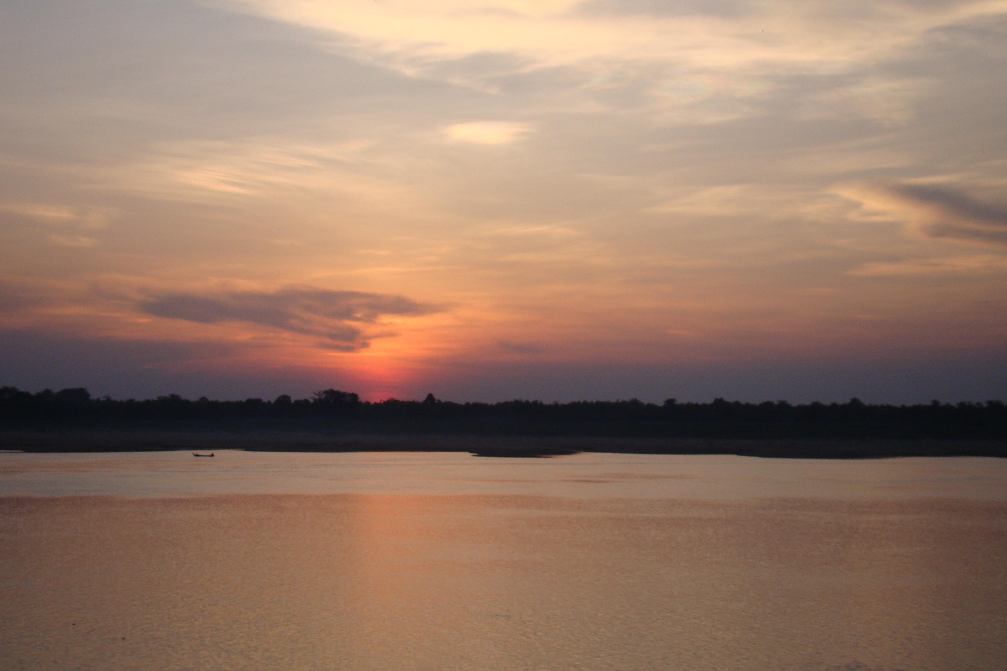 Mekong Sunset, Kampong Cham