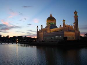 Bruneian Mosque