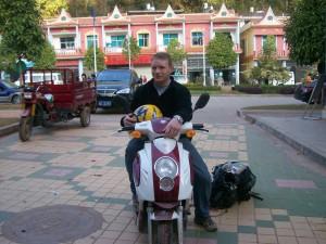 xishuangbanna motorbike