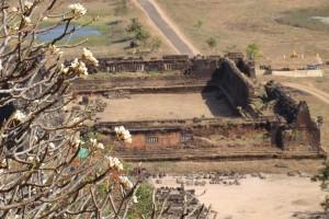 Wat Phu Ruins