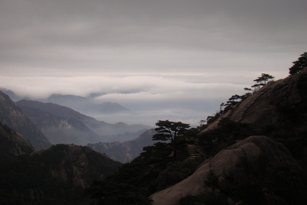 Huangshan Yellow Mountain Monkboughtlunch