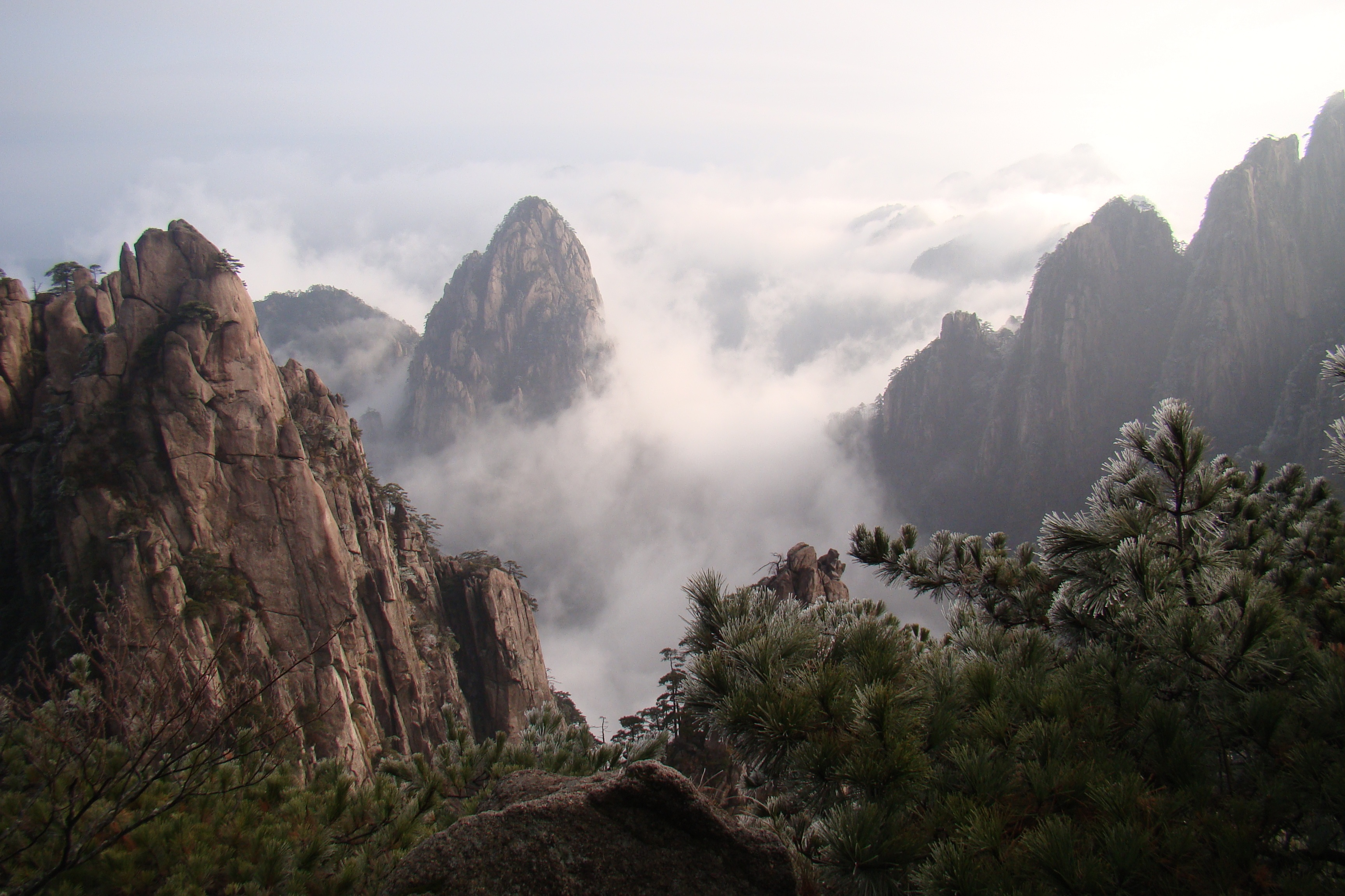 Huangshan: Yellow Mountain -MonkBoughtLunch
