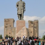 Shakrisabz's greatest claim to fame is being the home of Amir Timur, the man who conquered an empire stretching from Western China to Eastern Turkey.