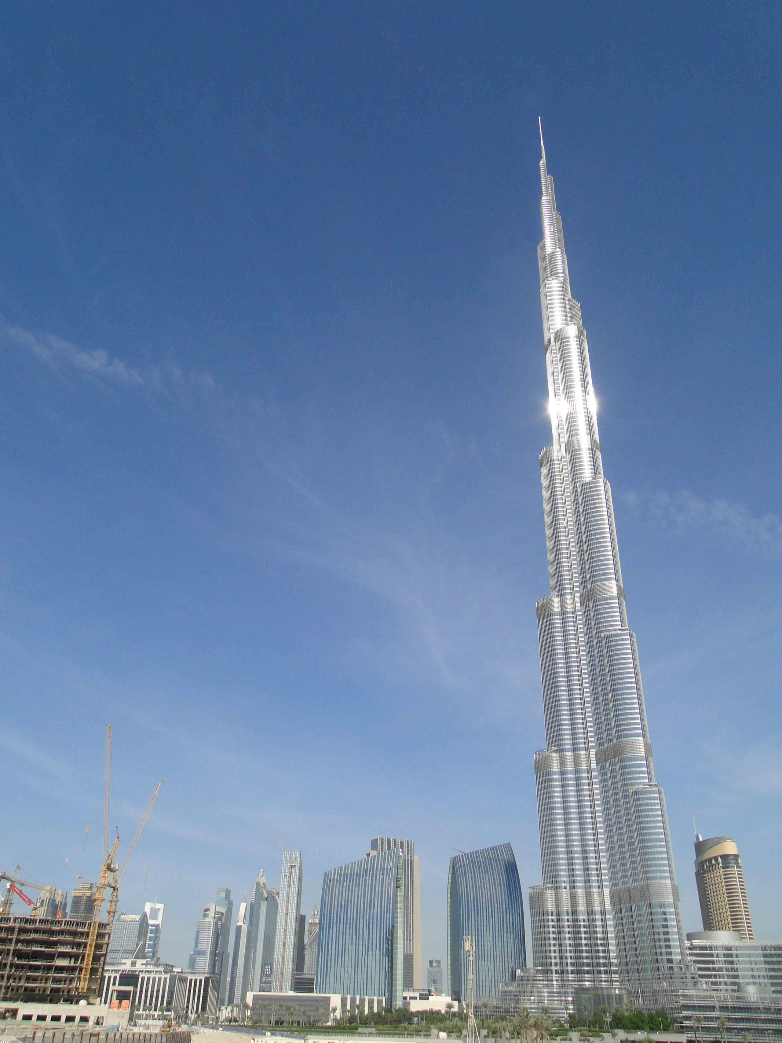 The Tallest Building IN THE WORLD!!! -MonkBoughtLunch
