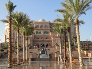 emirates palace hotel entrance