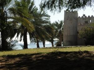 abu dhabi heritage village fort
