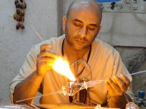 abu dhabi heritage village craftsman