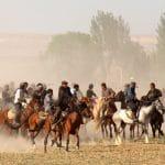 Central Asian Death Polo