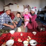 Tajik Family Portraits