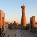 Back in Beautiful Bukhara