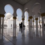 Abu Dhabi Grand Mosque: Its pretty Sheikh!