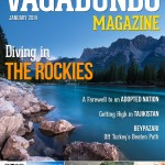 New Vagabundo Magazine – Comment to Win a Lifetime Subscription!