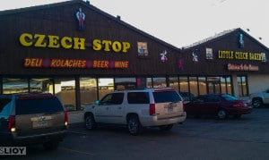 Czech Stop West Texas