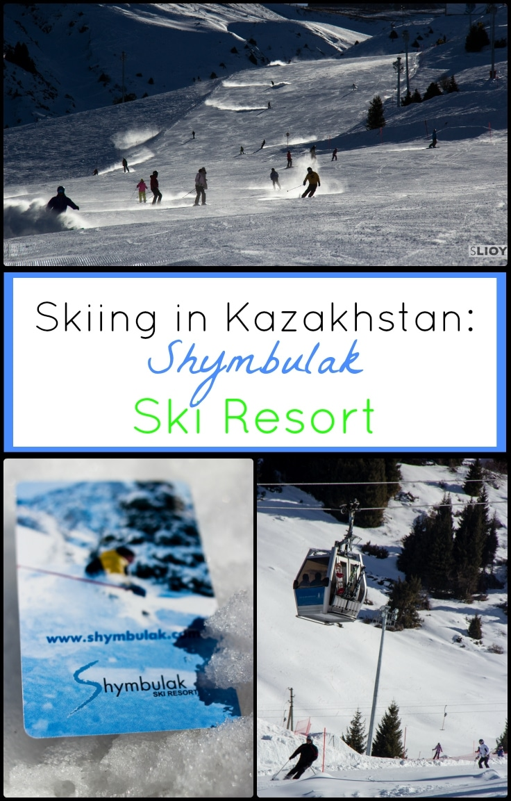 Shymbulak Ski Resort is an international-level gem on the slopes of the Tien Shan Mountains outside the city of Almaty, Kazakhstan. See more about why you should be skiing in Kazakhstan at http://www.monkboughtlunch.com/shymbulak-skiing-in-kazakhstan/
