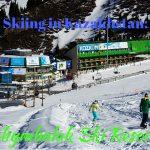 Shymbulak: Legit Skiing in Kazakhstan!