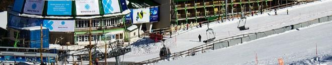 Skiing in Kazakhstan's Shynbulak Ski Resort