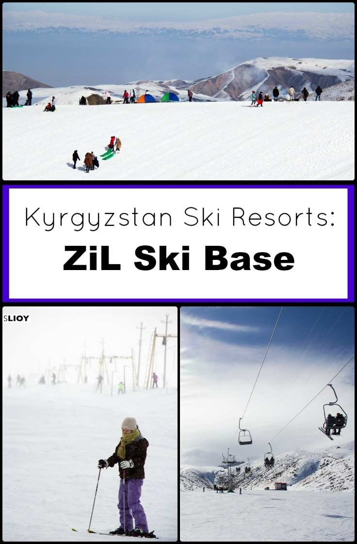 Of all the Kyrgyzstan Ski Resorts, ZiL Ski Base just outside of capital Bishkek is one of the most accessible in terms of both easy slopes for beginners and a quick drive from the city. See more at http://www.monkboughtlunch.com/kyrgyzstan-ski-resorts-zil-ski-base/