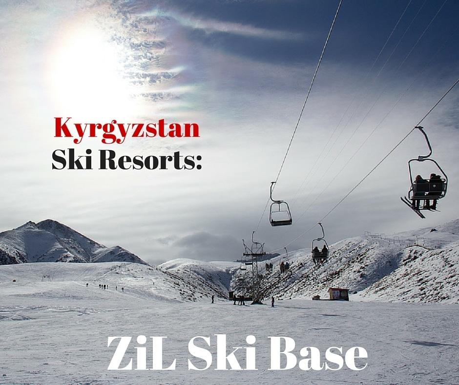 Kyrgyzstan Ski Resorts ZiL Ski Base