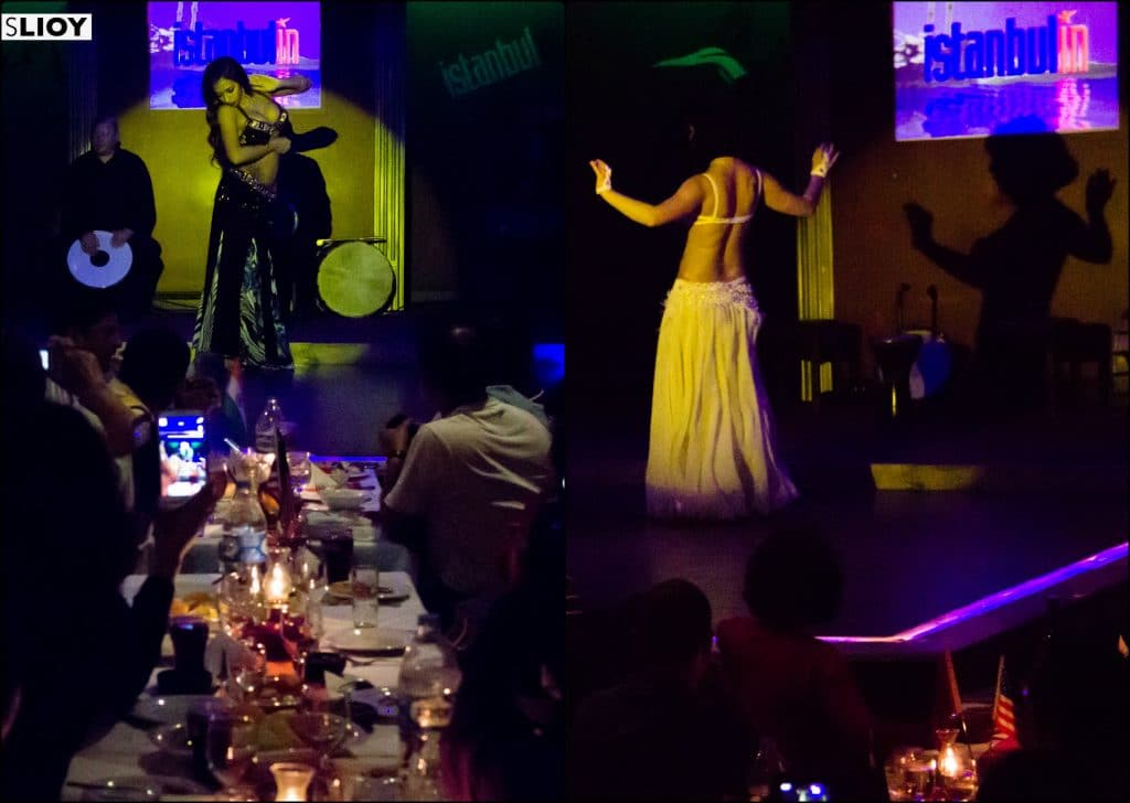 Belly Dancing Dinner Show Istanbul