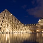 Lost in the Louvre Museum: Paris' Most Crowded Moments.