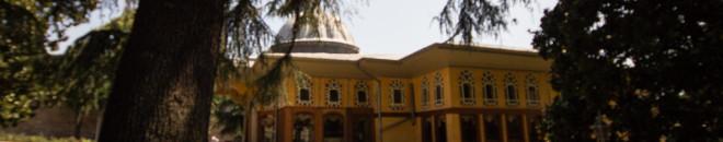aynalikavak pavilion ottoman garden
