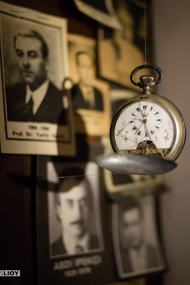 a sense of timelessness at the museum of innocence
