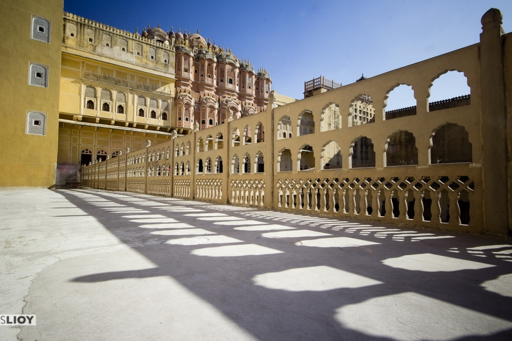 jaipur palace of winds hawa mahal