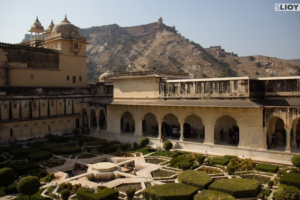 amber fort and jaigarh fort