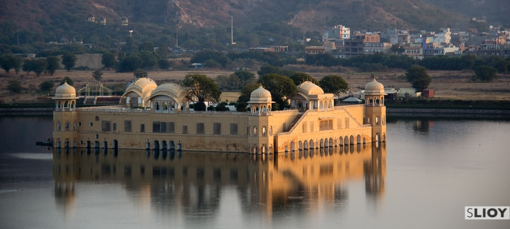 jaipur sightseeing jal mahal water palace