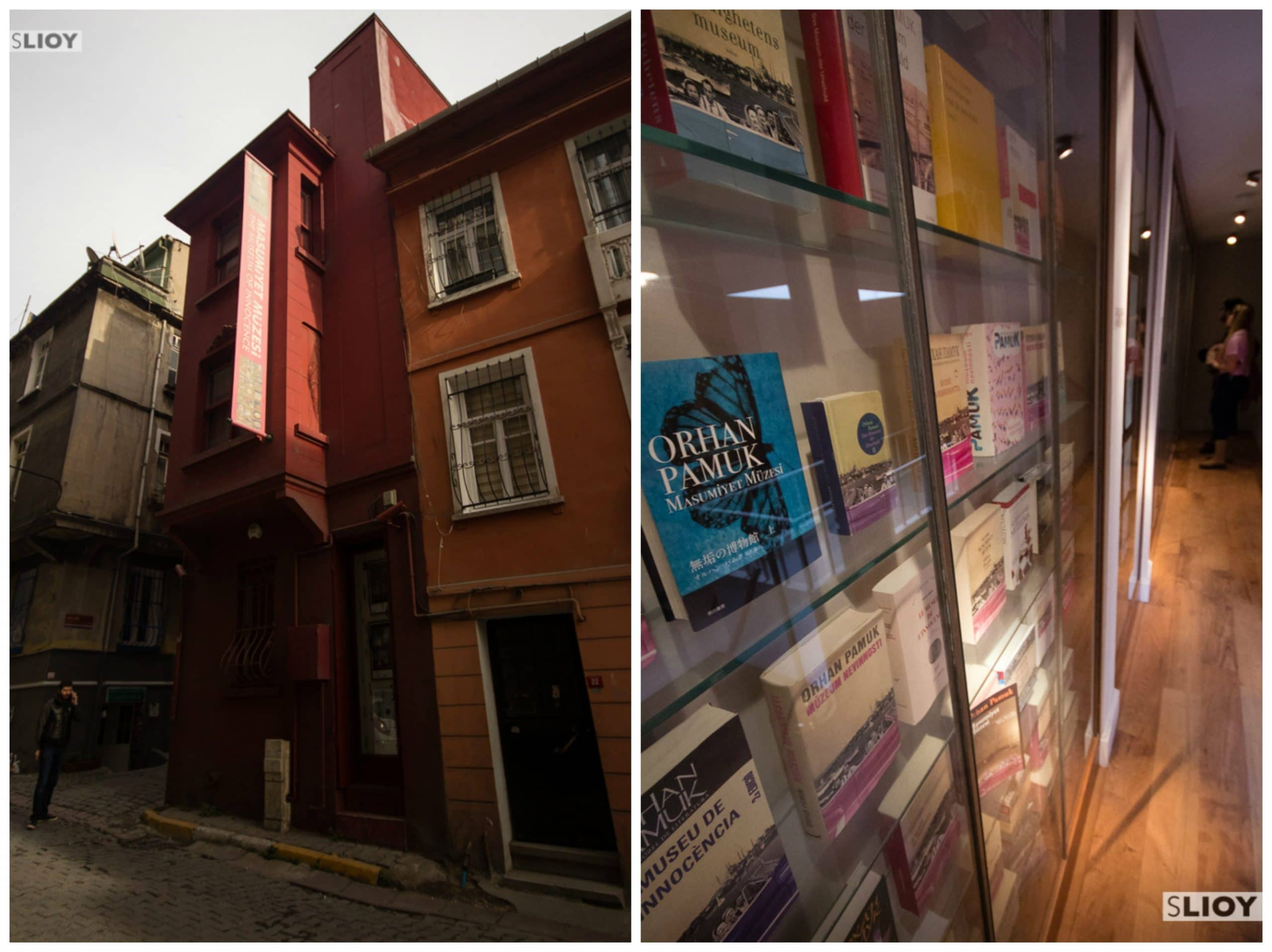 museum of innocence orhan pamuk books