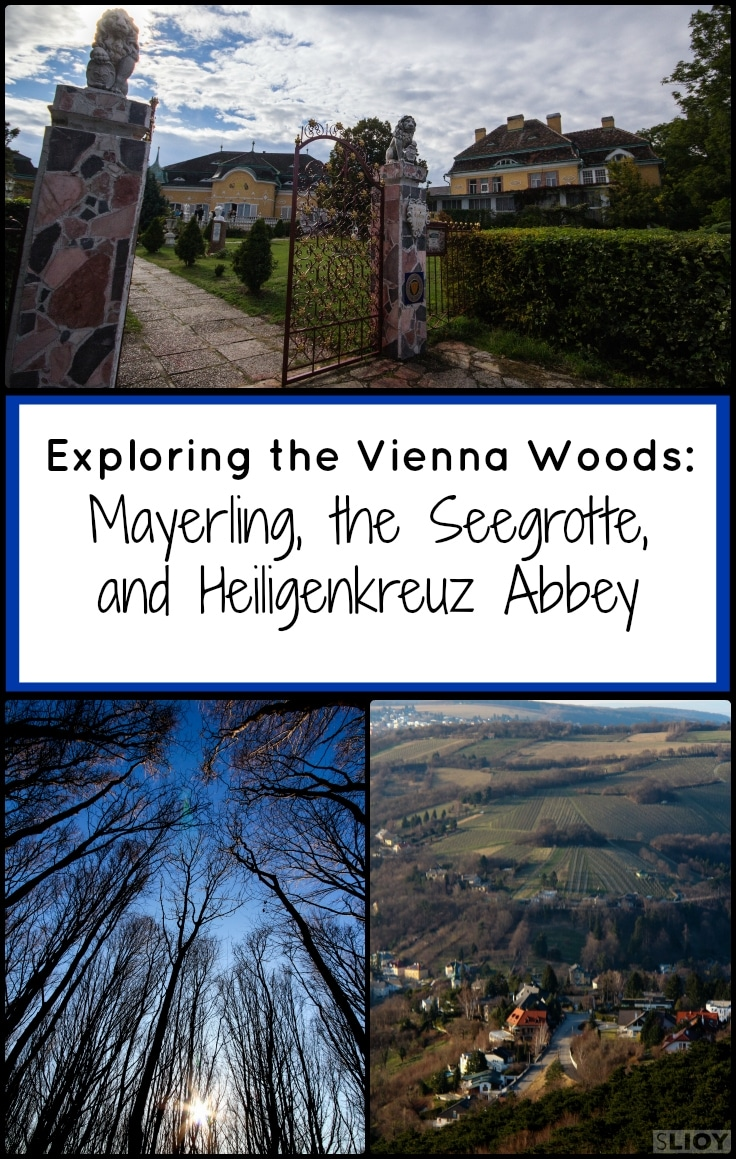 Exploring the Vienna Woods: Mayerling, the Seegrotte, and Heiligenkreuz Abbey. Three of the best daytrips from Vienna into the forests of the Weinerwald just outside.