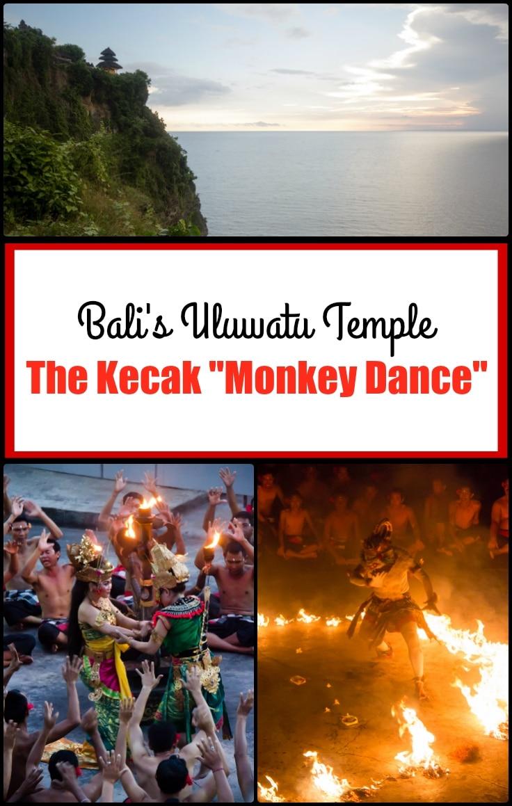 Bali's Uluwatu Temple Kecak Dance