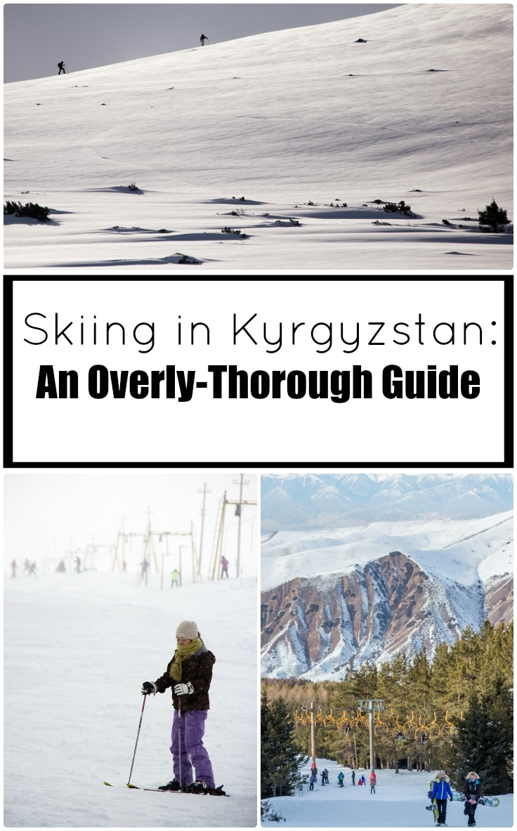 An Overly-Thorough Guide To Skiing in Kyrgyzstan: