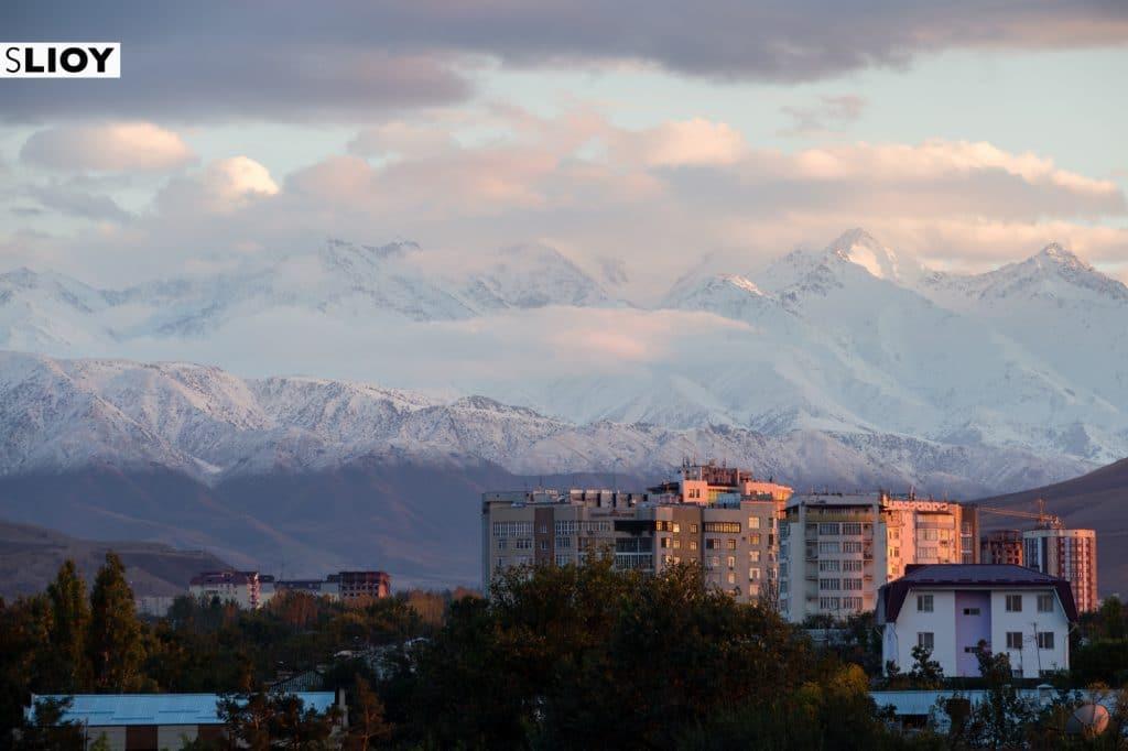 October - Last looks in Bishkek