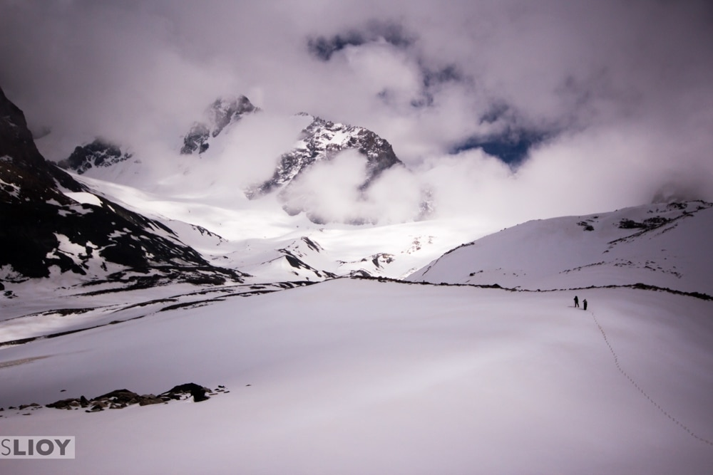 Kyrgyzstan Mountain Snowscapes